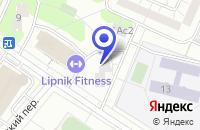 Схема проезда до компании ОДС № 23 в Москве