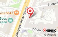 Схема проезда до компании Символ-М Плюс в Москве