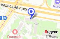 Схема проезда до компании МЕБЕЛЬНЫЙ МАГАЗИН ОКТЯБРЬСКИЙ ДОК в Москве