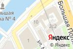 Схема проезда до компании Генеральное консульство Италии в г. Москве в Москве