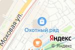 Схема проезда до компании Минерал Шоп в Москве