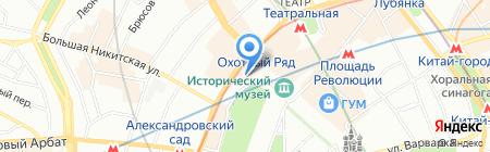 Reebok на карте Москвы