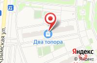Схема проезда до компании Восточное Бутово в Боброво