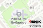 Схема проезда до компании Московский архитектурно-строительный институт в Москве