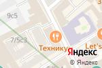 Схема проезда до компании Коробок в Москве