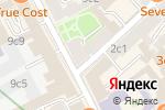Схема проезда до компании Воронеж в Москве
