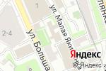 Схема проезда до компании Банк Петрокоммерц в Москве