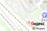 Схема проезда до компании Мотоксенон в Москве