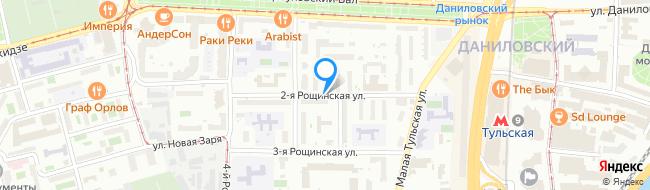 улица Рощинская 2-я
