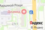 Схема проезда до компании СЕН СИП в Москве