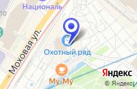 Схема проезда до компании ОБУВНОЙ МАГАЗИН ПРЕСТИЖ в Москве