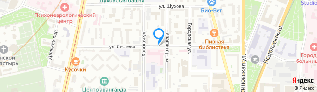 улица Лестева