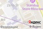 Схема проезда до компании Тверская межрайонная прокуратура в Москве