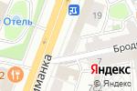 Схема проезда до компании Stora Enso в Москве