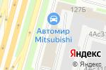 Схема проезда до компании ВАША СТРАХОВКА в Москве