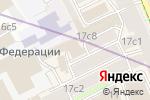 Схема проезда до компании Департамент культуры г. Москвы в Москве