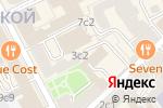 Схема проезда до компании Столешников в Москве