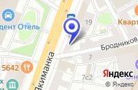 Схема проезда до компании МЕБЕЛЬНЫЙ МАГАЗИН ART DIVIVERE в Москве