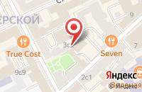 Схема проезда до компании Абх Крахмал в Москве