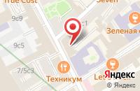 Схема проезда до компании ЛУНДБЕК в Дмитрове