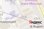 Схема проезда до компании Principe PR Prive в Москве
