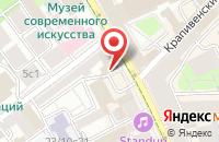 Схема проезда до компании Трансресурс в Москве