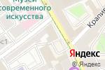 Схема проезда до компании VSG Sound в Москве