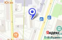 Схема проезда до компании ТФ Р-КОНСУЛ в Москве