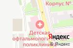 Схема проезда до компании Аптечный пункт №5-2 в Москве