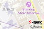 Схема проезда до компании Петровка Бьюти в Москве