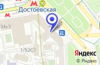 Схема проезда до компании АКБ НАВИГАТОР в Москве