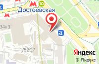 Схема проезда до компании Мбм - Недвижимость в Москве