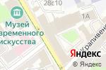 Схема проезда до компании Экскурсионно-паломническая служба в Москве