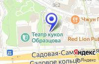Схема проезда до компании АРХИТЕКТУРНО-ПРОЕКТНАЯ ФИРМА ТАСМ РЕАРХ в Москве