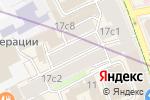 Схема проезда до компании HotelCentr в Москве