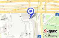 Схема проезда до компании ПРОЕКТНО-СТРОИТЕЛЬНАЯ ФИРМА ТЕРЕМОК в Москве