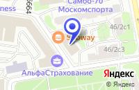 Схема проезда до компании КОМПЬЮТЕРНАЯ КОМПАНИЯ IVT в Москве