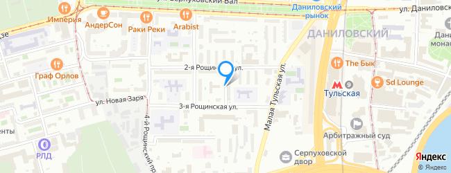 проезд Рощинский 6-й
