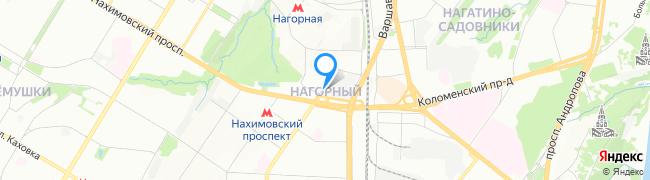 район Нагорный
