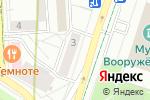 Схема проезда до компании Чараит в Москве