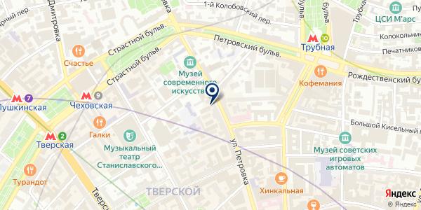 LavkaLavka на карте Москве