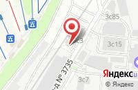 Схема проезда до компании Агроанетум в Москве