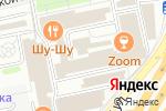 Схема проезда до компании NAI Becar в Москве