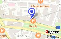 Схема проезда до компании САЛОН ЖАЛЮЗИ-ШТОР КОЛОРИТ в Москве