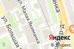 Схема проезда до компании Маркет Паркет в Москве