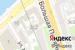 Схема проезда до компании Jazzovki.ru в Москве