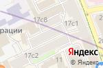 Схема проезда до компании Адвокат Сандлер М.М. в Москве