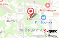 Схема проезда до компании Реставрационный Трест в Москве