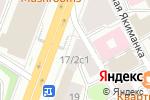 Схема проезда до компании Новая Недвижимость в Москве