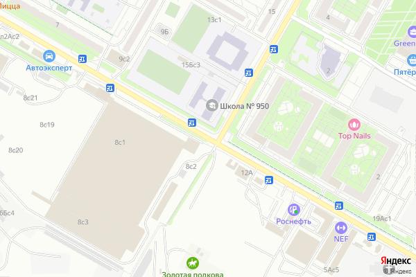 Ремонт телевизоров Березовая аллея на яндекс карте